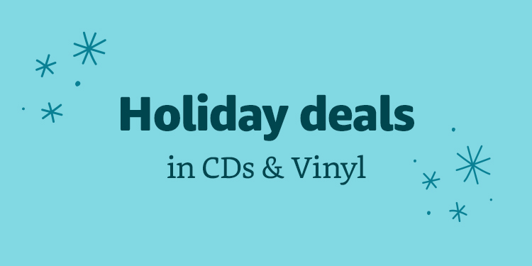 Holiday Deals in CDs and Vinyl