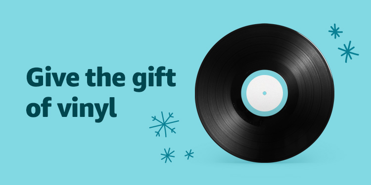 Give the Gift of Vinyl