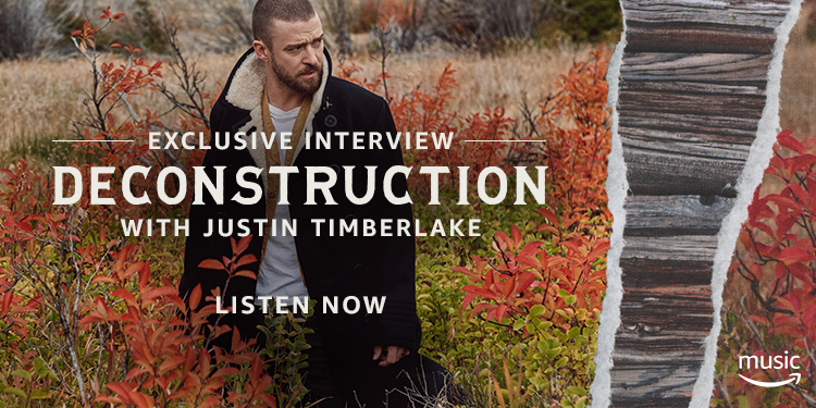 Deconstruction with Justin Timberlake
