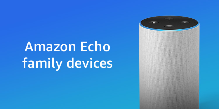 Amazon Echo Family devices