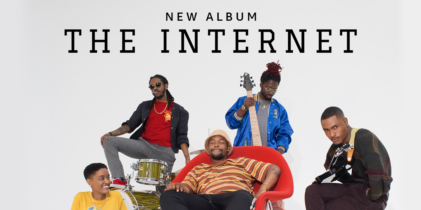 The Internet | new album
