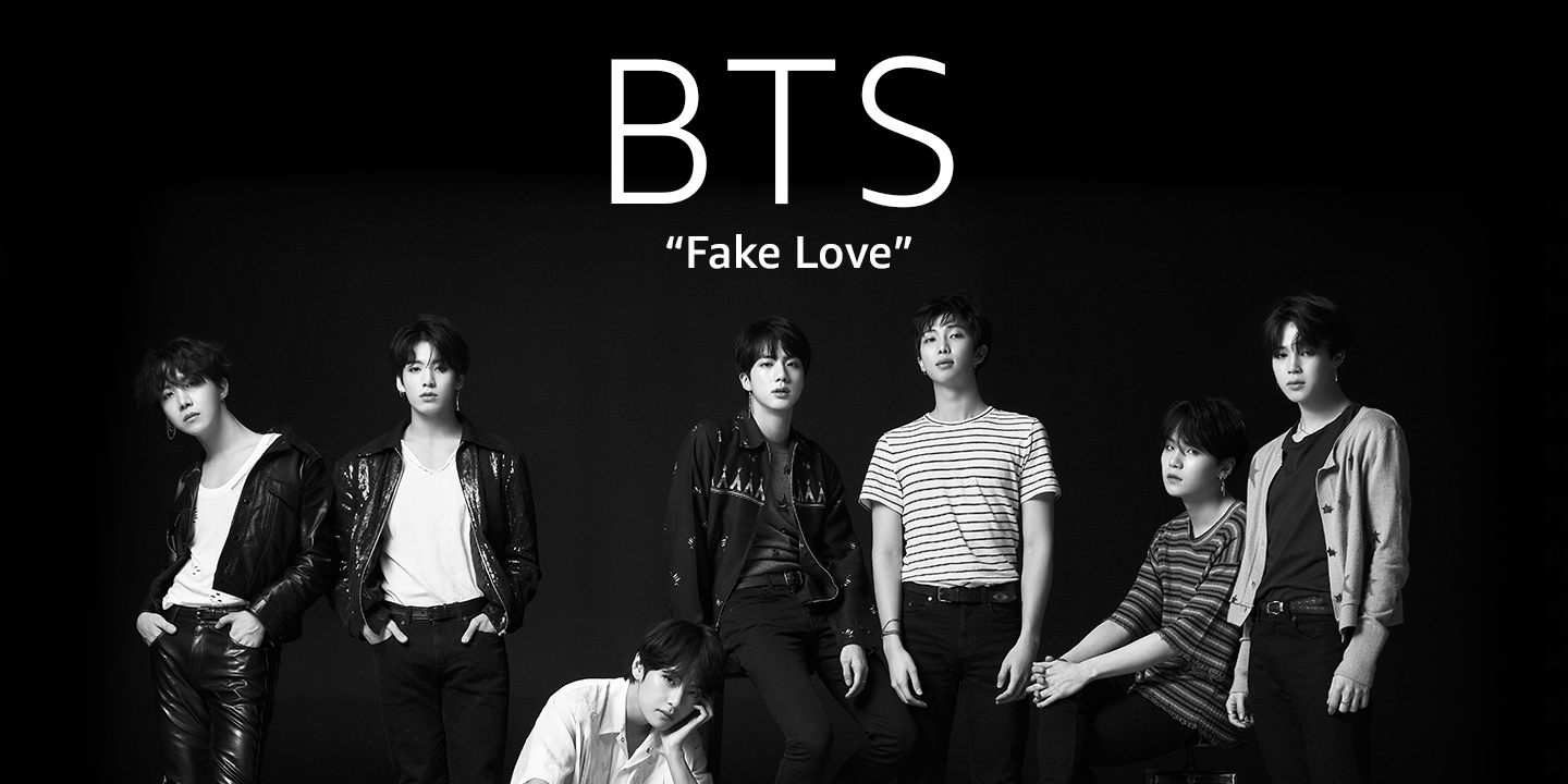 "BTS ""Fake Love"""