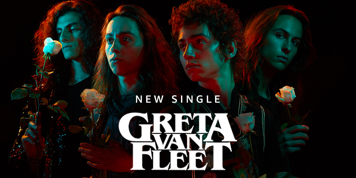Greta Van Fleet New Single