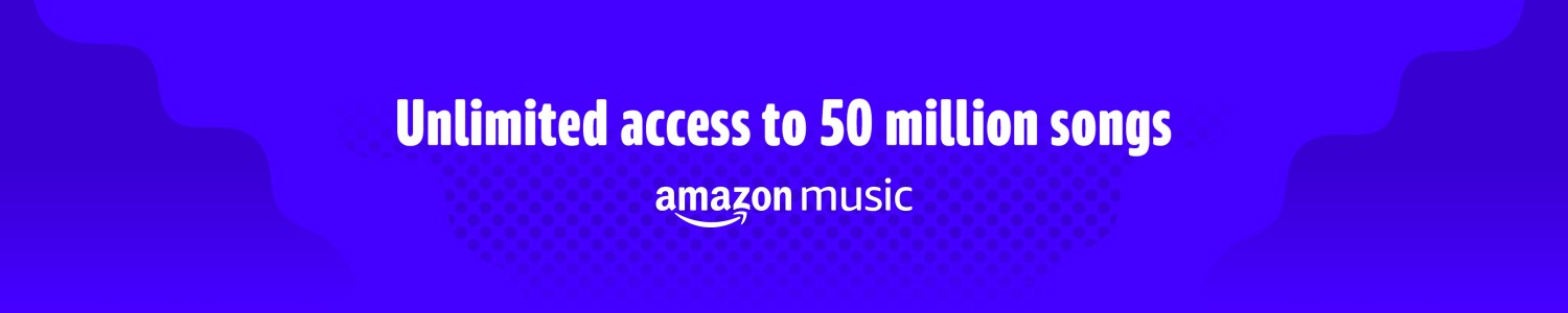 Unlimited acces to 50 million songs.