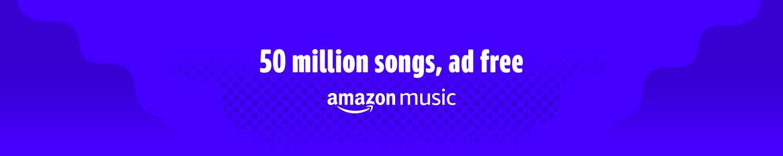 50 million songs, ad free