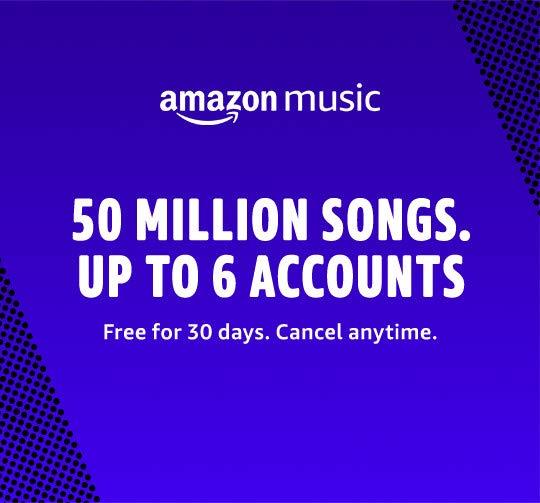 Amazon com: Amazon Music Unlimited Family
