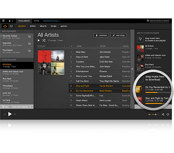 amazon com amazon music pc download software
