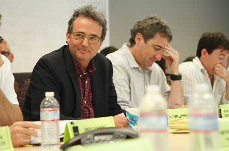Michael Lehmann, Director and Executive Producer of Betas