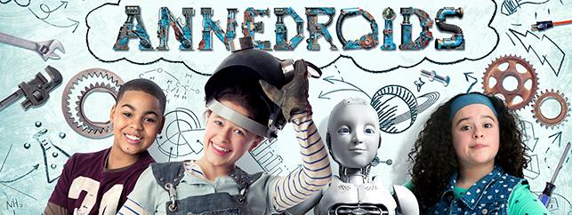 Annedroids, Amazon's Project : Series : Amazon Studios