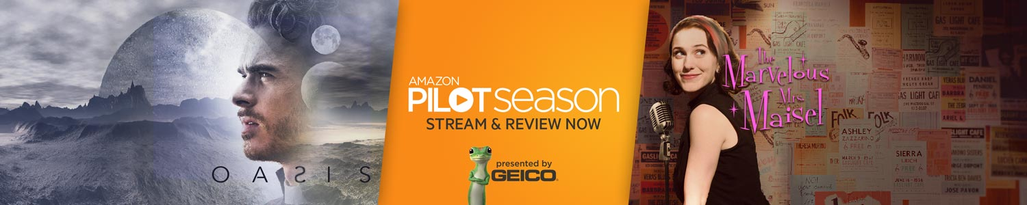 Amazon Pilots Season  Stream and Review Now