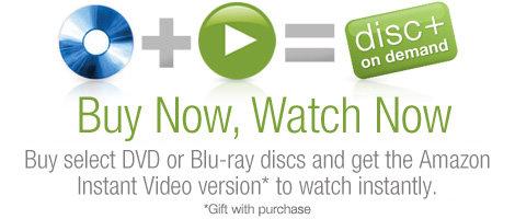 Amazon.com Disc+
