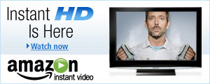 Watch hit TV shows, movies and more in instant HD with Amazon Instant Video