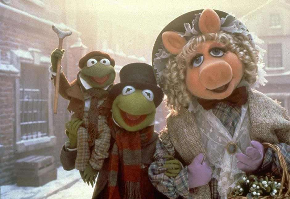 Amazon.com: The Muppet Christmas Carol: Dave Goelz, Steve Whitmire ...
