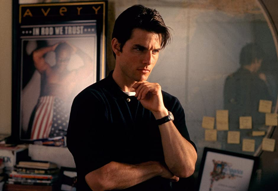 Image result for tom cruise jerry maguire