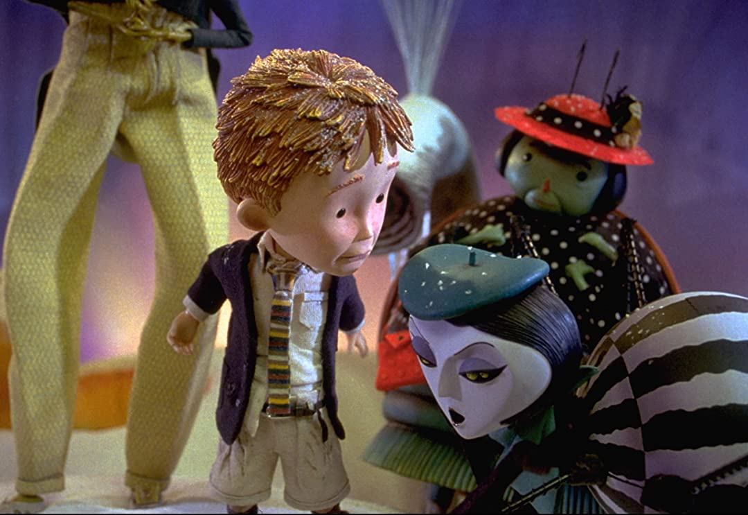 Amazon Com Watch James And The Giant Peach Prime Video