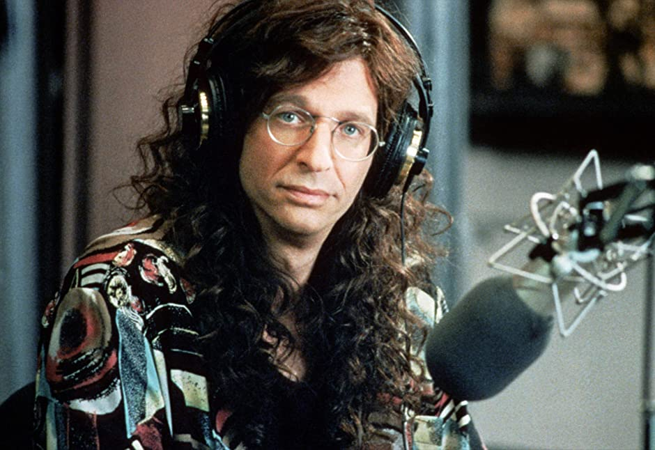 Amazon Private Parts Howard Stern Robin Quivers Mary Amazing Prizzi Sewing Machine