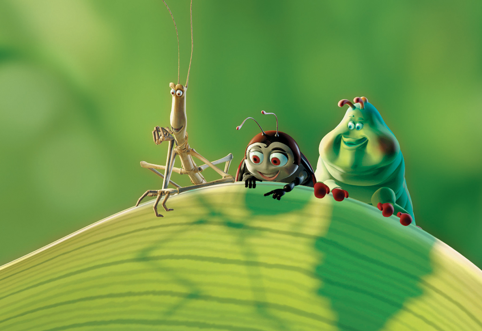 Amazon com: A Bug's Life: Dave Foley, Kevin Spacey, Denis Leary