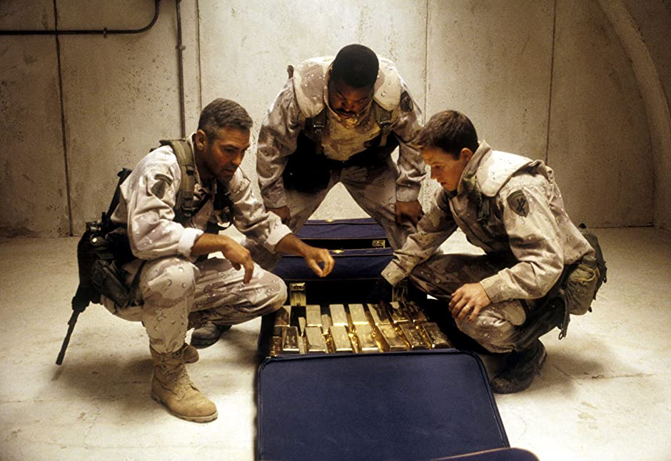 Image result for three kings movie