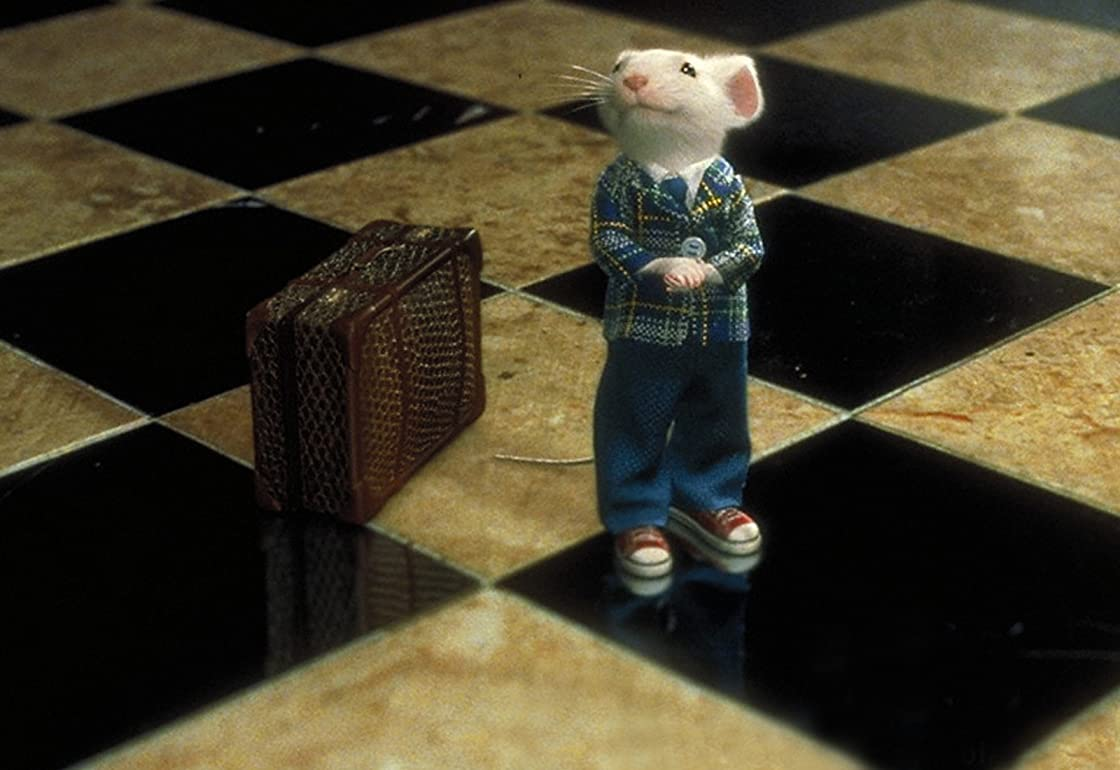 Stuart Little on Amazon Prime Instant Video UK