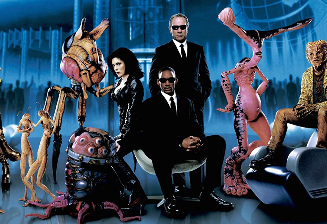 Men In Black II on Amazon Prime Video UK