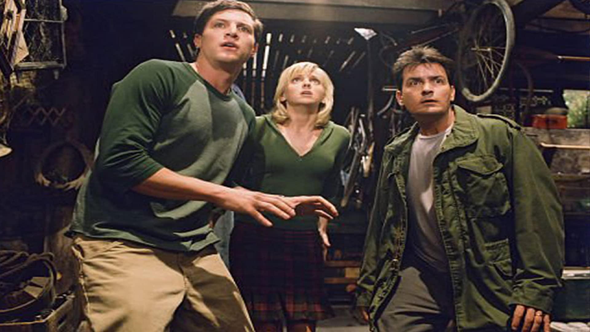 Watch Scary Movie 4 Prime Video
