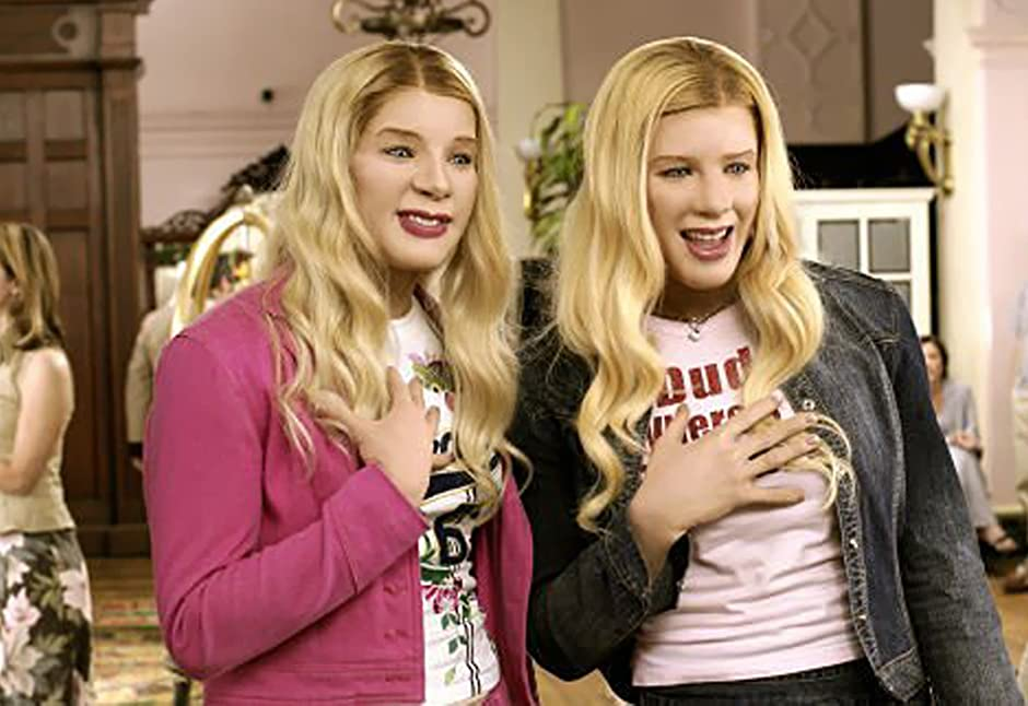 White chicks movie characters