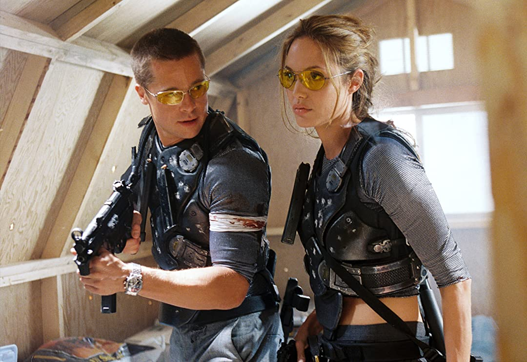 Watch Mr And Mrs Smith Prime Video