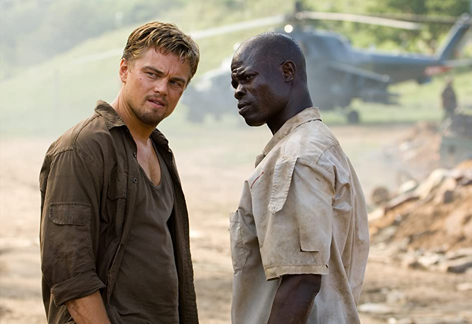 Amazon.com: Blood Diamond: Leonardo DiCaprio, Jennifer Connelly ...