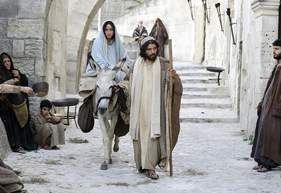 The Nativity Story - DVD Image