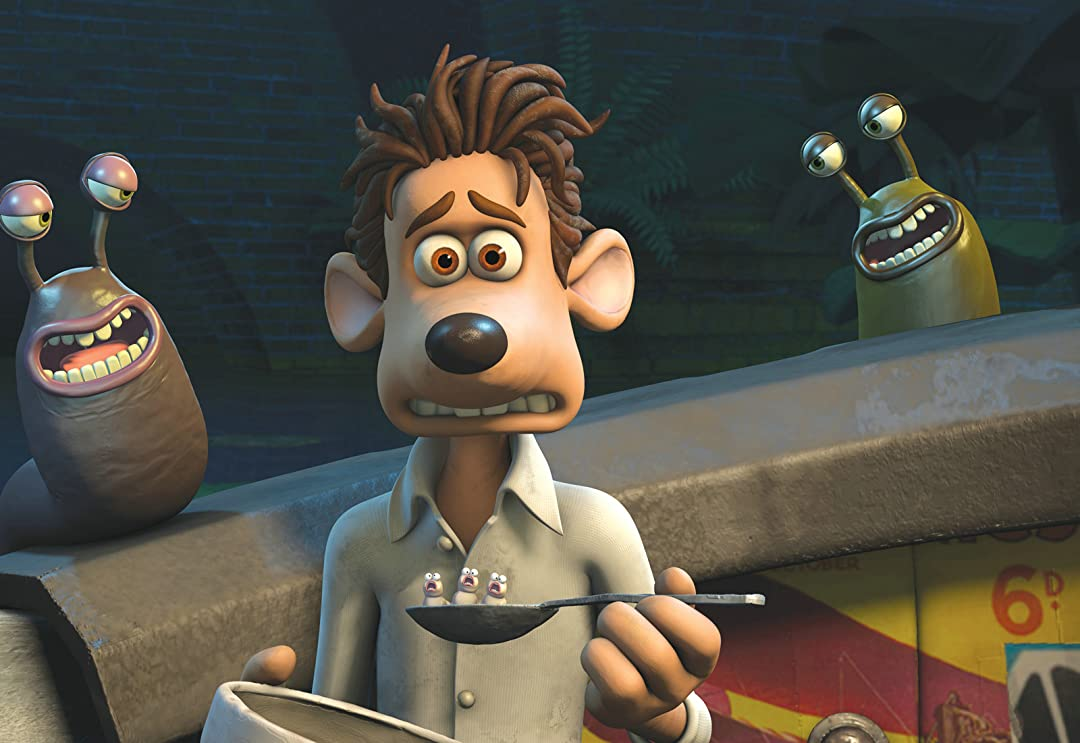 Watch Flushed Away Prime Video