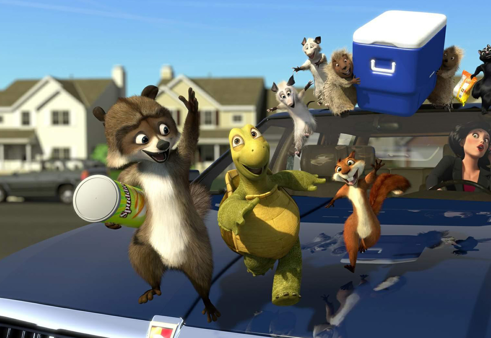 Watch Over The Hedge Prime Video
