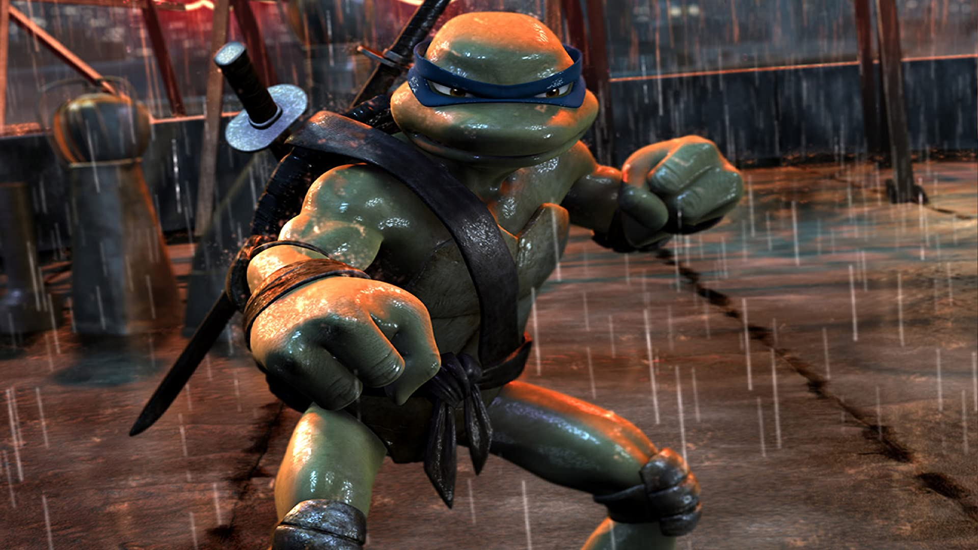 Amazon.com: Teenage Mutant Ninja Turtles: Turtles Forever ...
