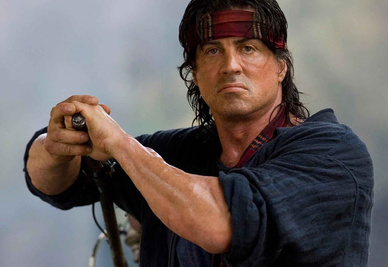 Rambo on Amazon Prime Video UK