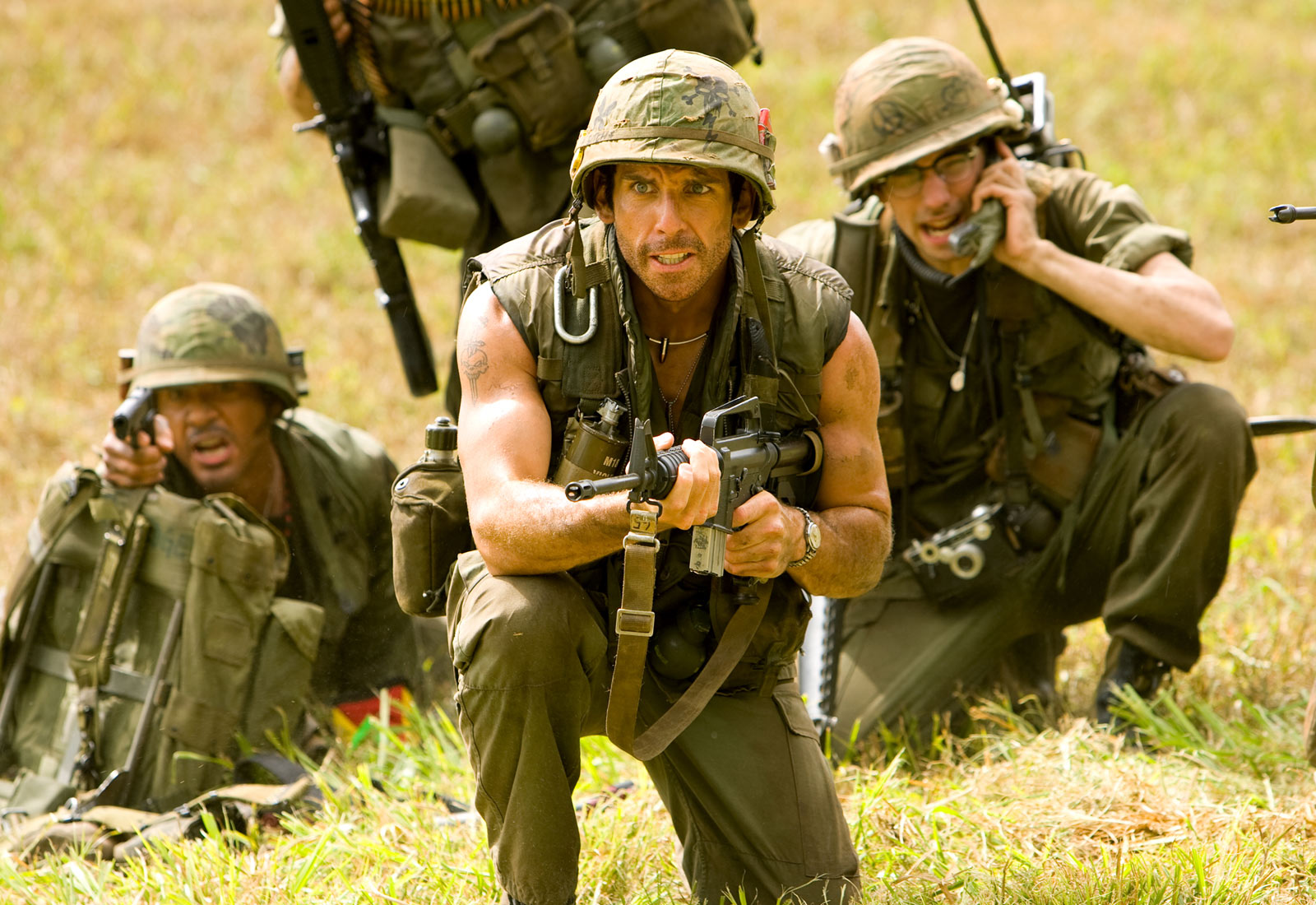 Watch Tropic Thunder Prime Video
