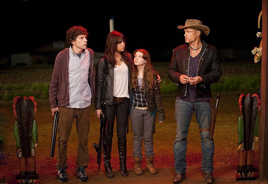 zombieland halloween movie night
