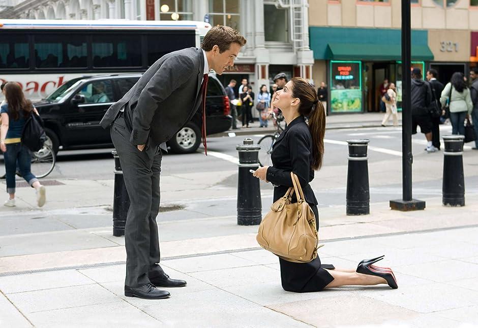 Amazon The Proposal Sandra Bullock Ryan Reynolds Malin