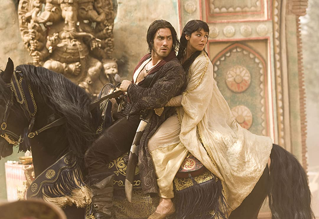 Watch Prince Of Persia The Sands Of Time Prime Video