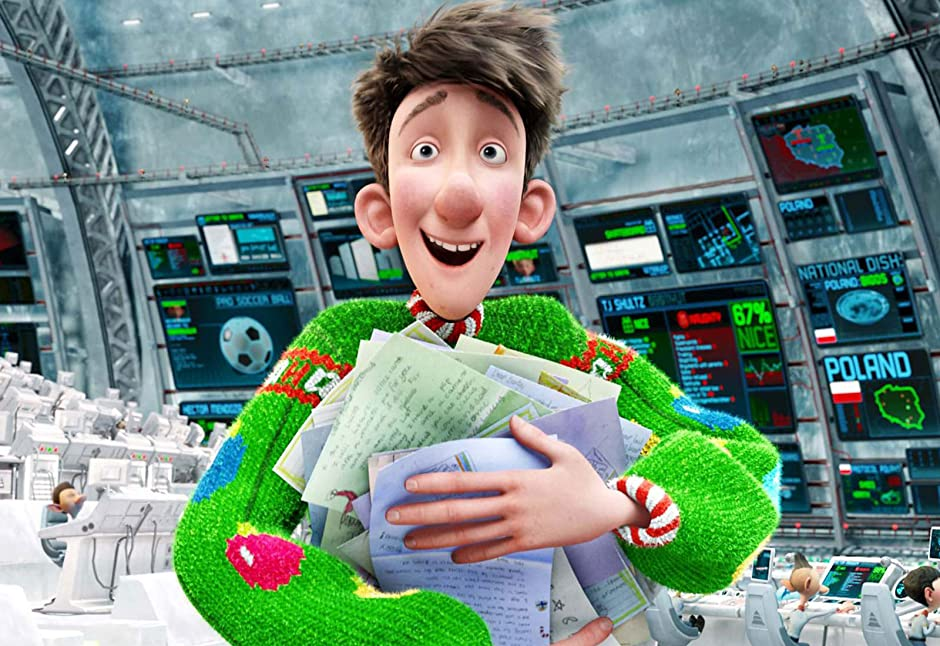 Amazon.com: Arthur Christmas: James McAvoy, Hugh Laurie, Jim ...