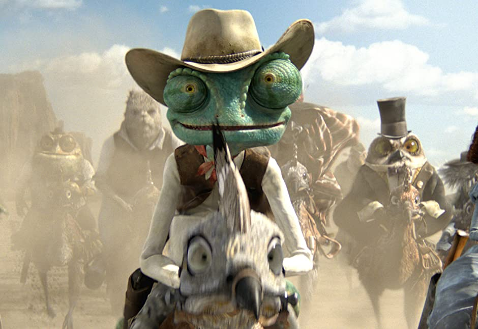 Rango Pictures - Freaking News