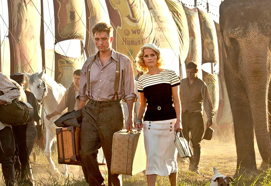 Image result for Water for Elephants movie