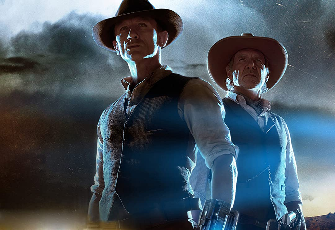 cowboys and aliens free movie online