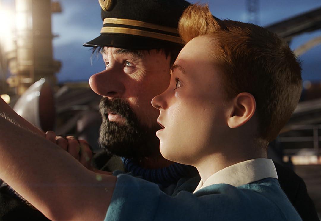 Adventures of Tintin: The Secret of the Unicorn on Amazon Prime Video UK