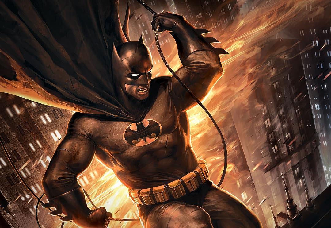 Watch Batman The Dark Knight Returns Part 2 Prime Video