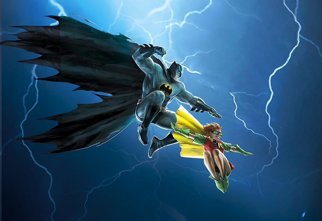 Amazon Com Watch Dcu Batman The Dark Knight Returns Part 1