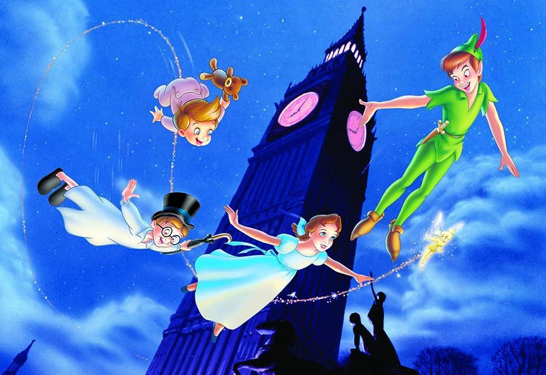 Amazon Com Watch Peter Pan Prime Video