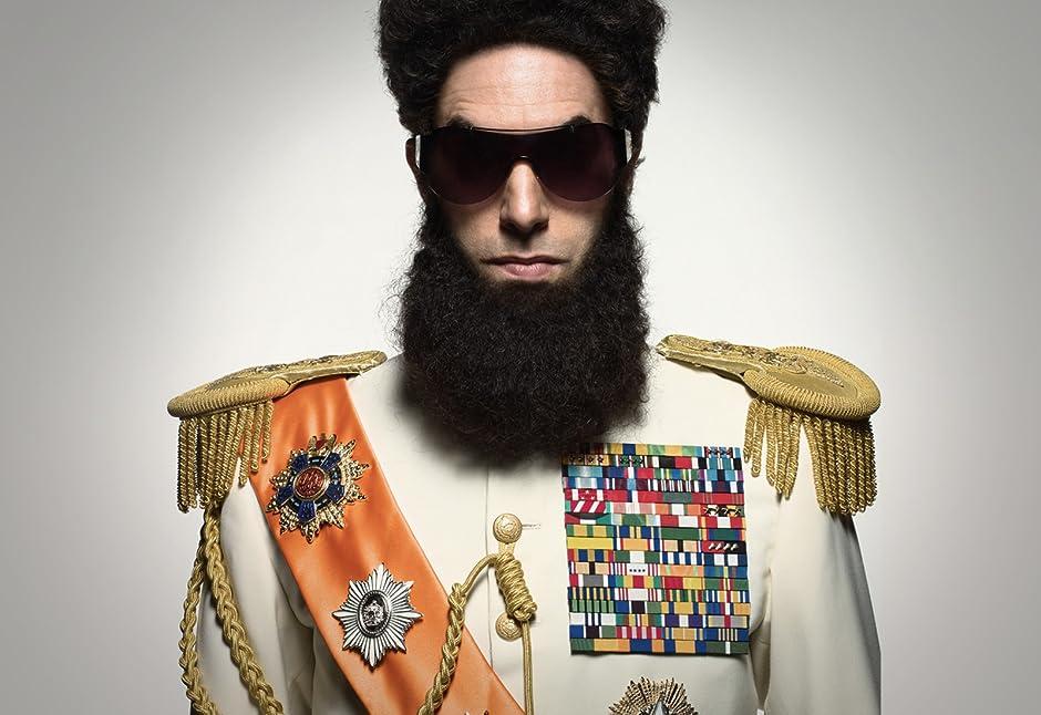 Amazon.com: The Dictator - Rated: Sacha Baron Cohen, Anna Faris, Ben ...