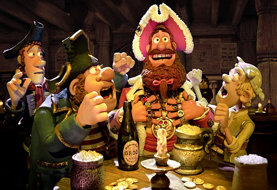 Watch The Pirates Band Of Misfits Prime Video