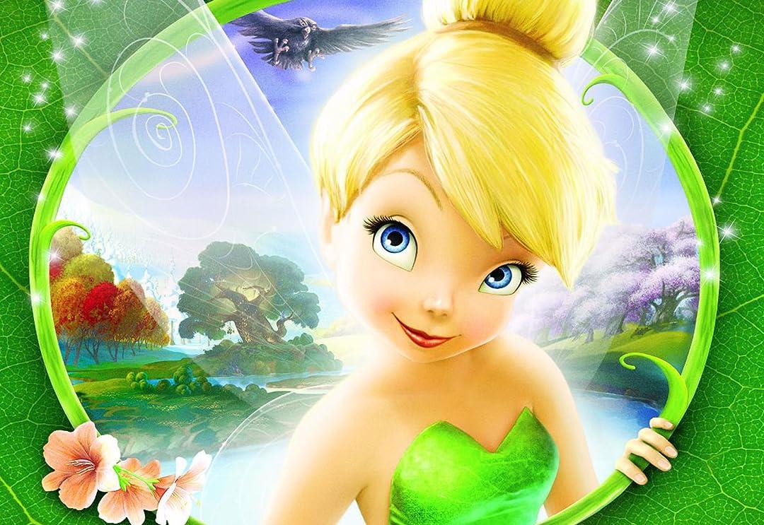 Amazon com: Tinker Bell: Mae Whitman, Lucy Liu, disney