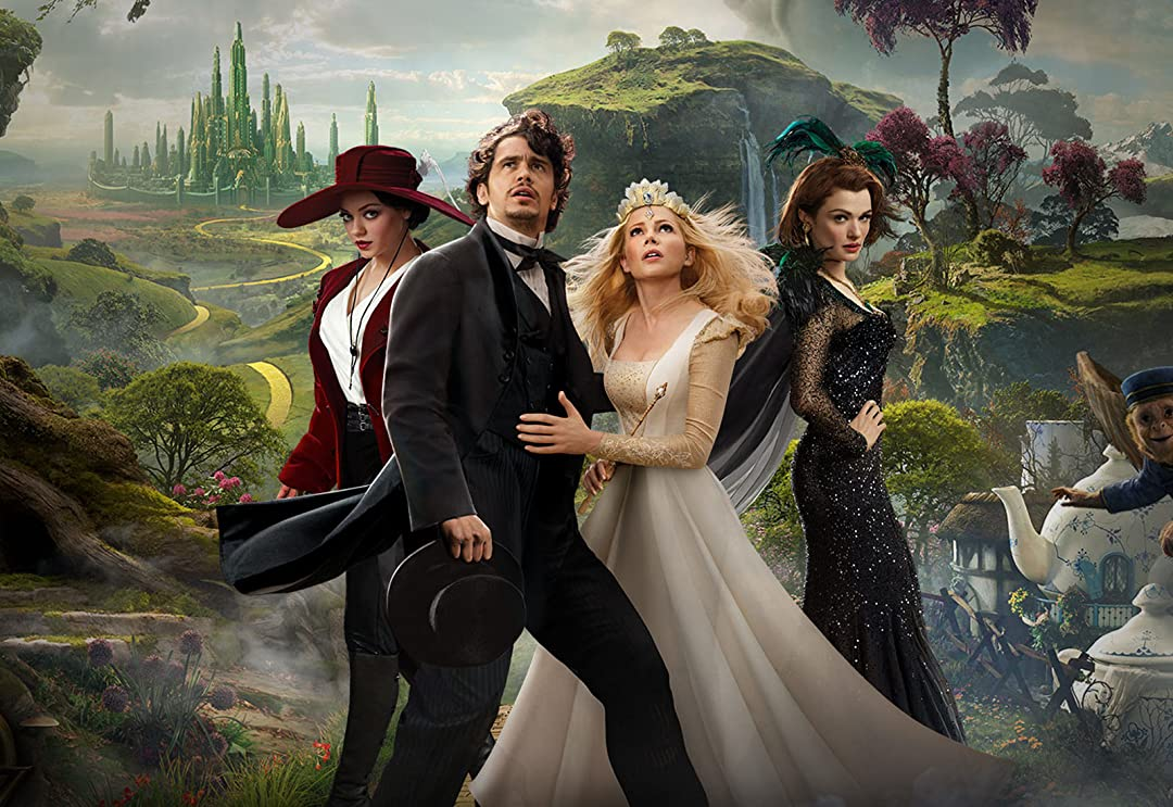 oz the great and powerful free stream