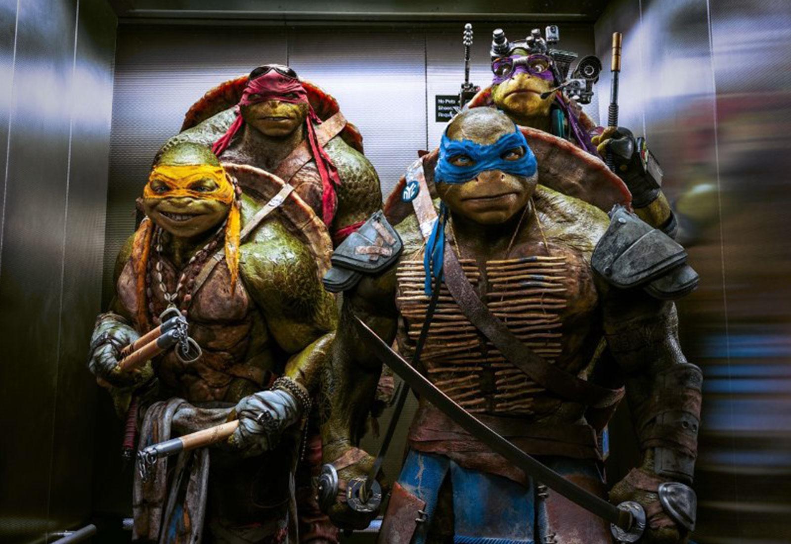 Watch Teenage Mutant Ninja Turtles | Prime Video